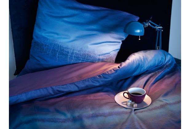 APELT Bettwäsche Matteo Loft Dreams lila/blau 135x200+80x80 cm