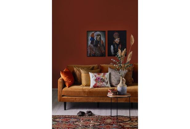 APELT Loft Style FVH.m.Universalband rost 141x245 cm