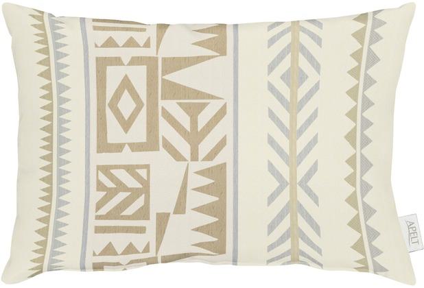 APELT Loft Style Kissen beige 35x50