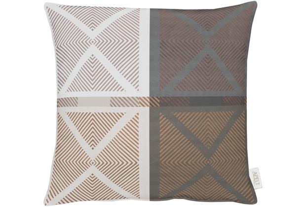 APELT Loft Style Kissen bran 48x48