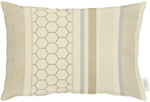 APELT Loft Style Kissen elfenbein 35x50