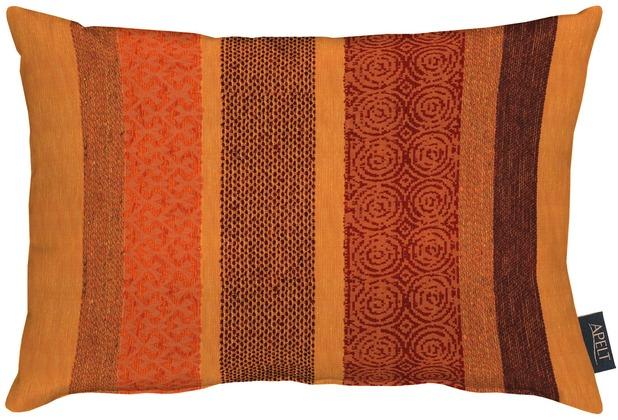 APELT Loft Style Kissen orange 35x45