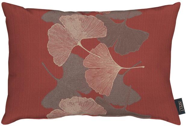 APELT Loft Style Kissen rot 35x50