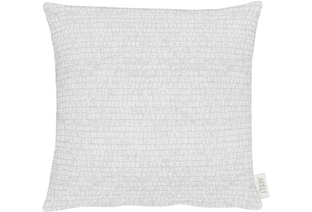 APELT Loft Style Kissen weiß 39x39