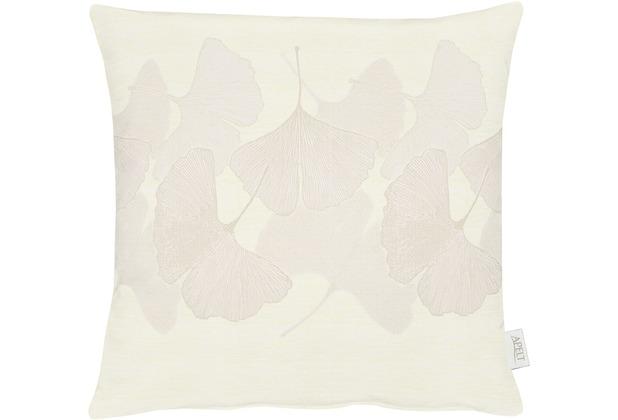 APELT Loft Style Kissenhülle creme 46x46