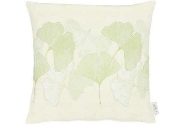 APELT Loft Style Kissenhülle grün 46x46