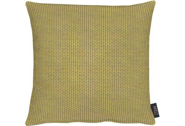 APELT Loft Style Kissenhülle maisgelb 40x40