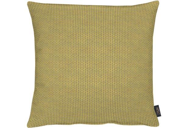 APELT Loft Style Kissenhülle maisgelb 49x49