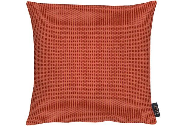 APELT Loft Style Kissenhülle orange 40x40
