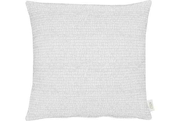 APELT Loft Style Kissenhülle weiß 49x49