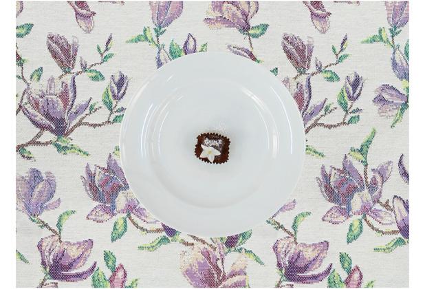 APELT Springtime 2er Tischset flieder/ lila 2er Set 32x45 cm