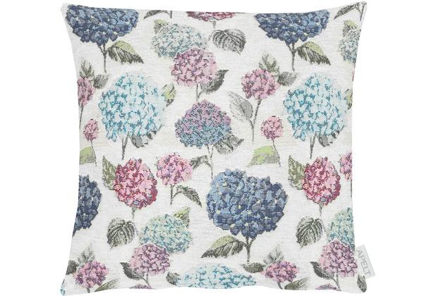 APELT Springtime Kissenhülle blue / flieder / lila 40x40 cm
