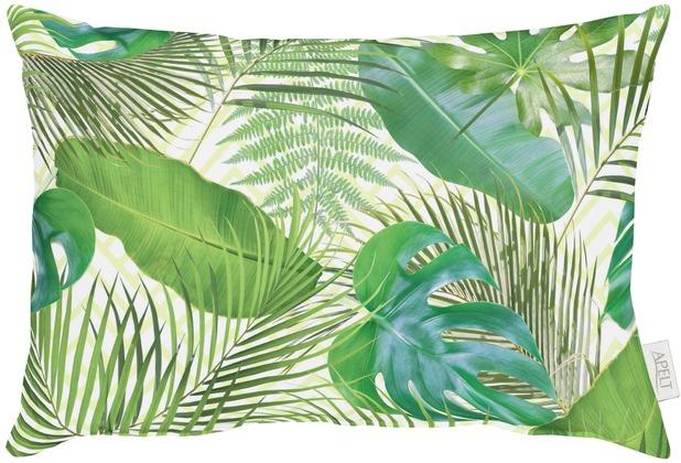 APELT Summer Garden Kissen grün 35x50