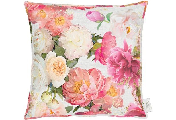 APELT Summer Garden Kissen rose 39x39