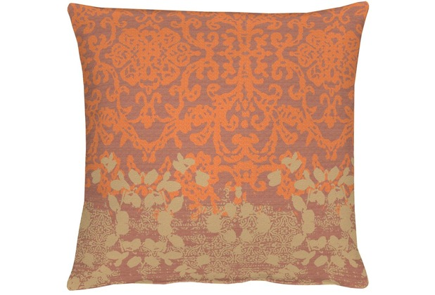 APELT Tilda Modern Vintage Kissenhülle orange 40 cm x 40 cm