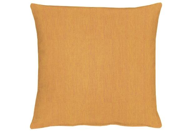 APELT Uni-Basic Kissen orange 39x39