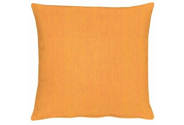 APELT Uni-Basic Kissenhülle orange 40x40