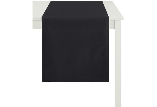APELT Uni-Basic Läufer schwarz 48x135