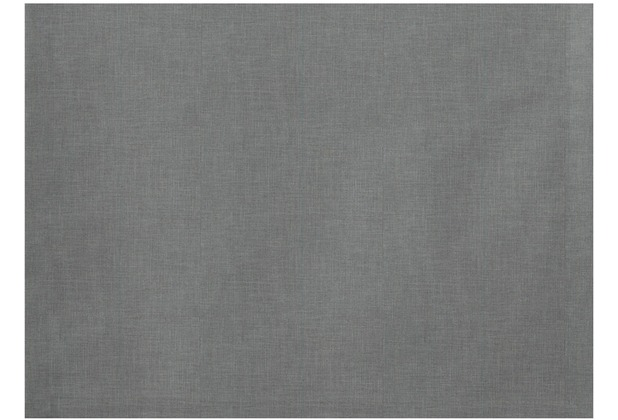 APELT Uni-Basic Platzset dunkelgrau 35x48 Polyester/Baumwolle