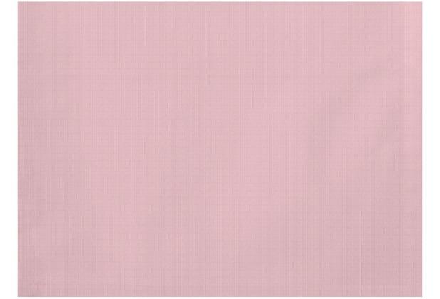 APELT Uni-Basic Platzset rose 35x48