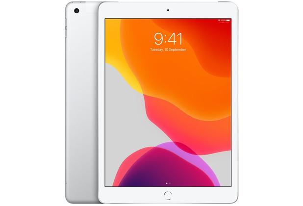 Apple iPad 2019 Wi-Fi + Cellular 128GB silber