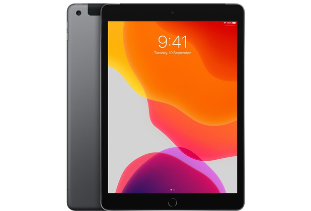 Apple iPad 2019 Wi-Fi + Cellular 32GB spacegrau