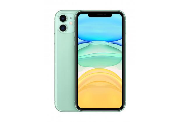 Apple iPhone 11 256GB grün
