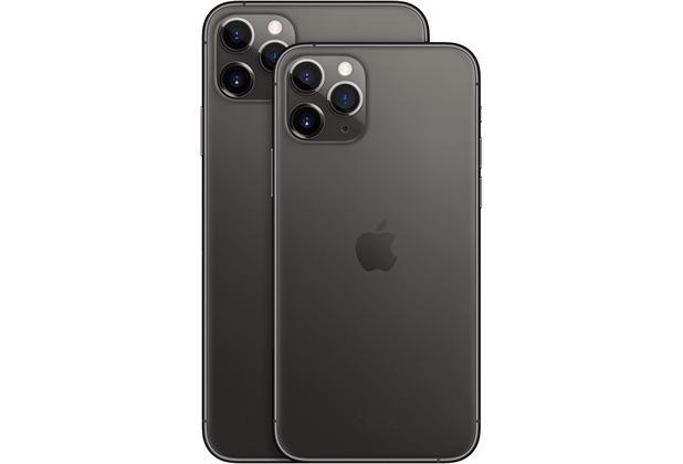 Apple iPhone 11 Pro Max 256GB spacegrau