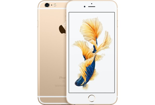Apple iPhone 6s, 128GB, gold
