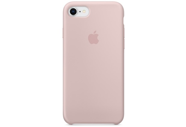 Apple iPhone 7 / 8 Silicone Case - Pink Sand