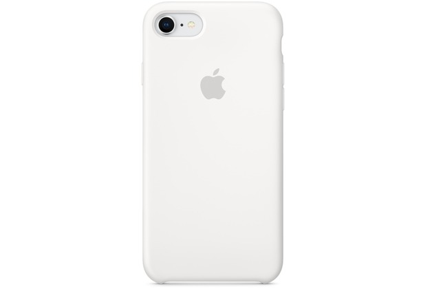 Apple iPhone 7 / 8 Silicone Case - White