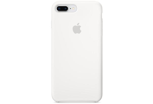 Apple iPhone 7 Plus / iPhone 8 Plus Silicone Case - White