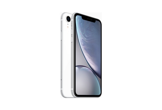 Apple iPhone XR, 128 GB, White