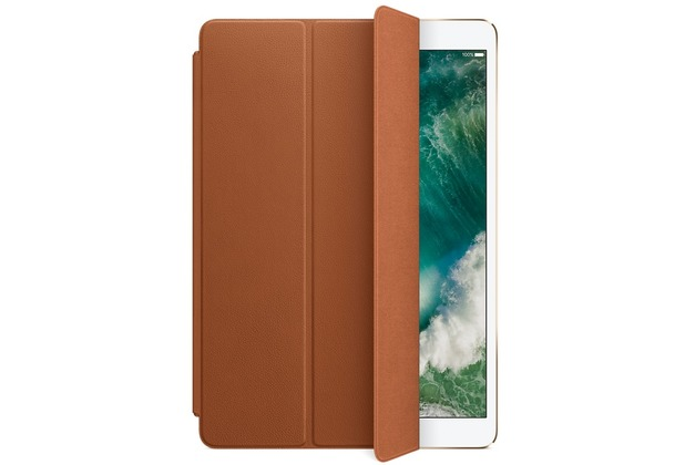 "Apple Leder Smart Cover iPad Pro 10,5\"" - sattelbraun"