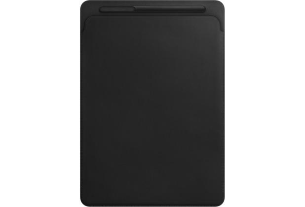 """Apple Lederhülle für das iPad Pro 12,9\"""" (1. und 2. Generation) - schwarz"""