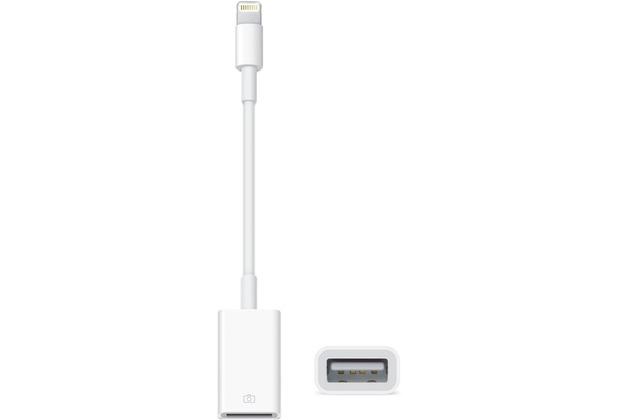 Apple Lightning USB Camera Adapter