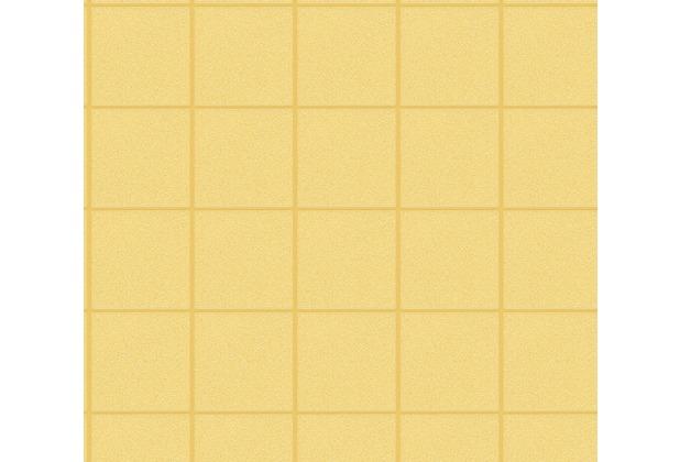 Architects Paper grafische Mustertapete Luxury wallpaper Tapete gelb metallic 306726 10,05 m x 0,53 m