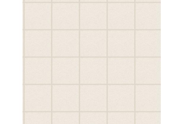 Architects Paper grafische Mustertapete Luxury wallpaper Tapete weiß metallic 306725 10,05 m x 0,53 m