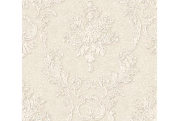 Architects Paper klassische Mustertapete Luxury wallpaper Tapete creme metallic 324221 10,05 m x 0,53 m