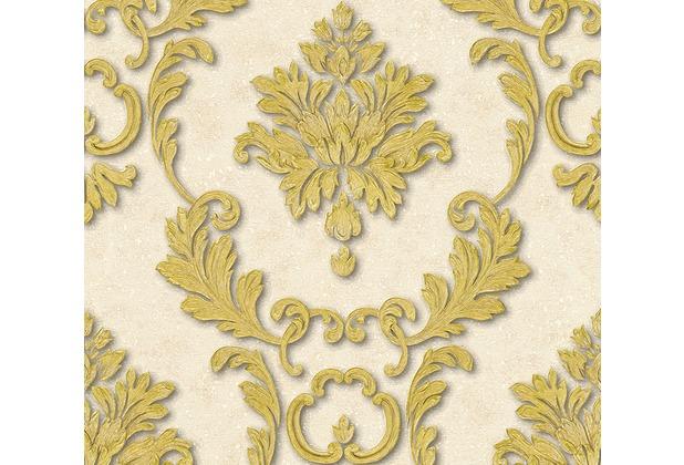 Architects Paper klassische Mustertapete Luxury wallpaper Tapete creme metallic 324223 10,05 m x 0,53 m