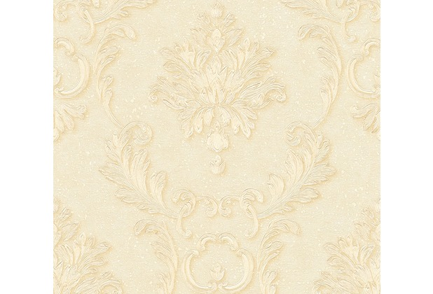 Architects Paper klassische Mustertapete Luxury wallpaper Tapete creme metallic 324224 10,05 m x 0,53 m