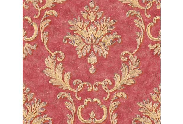 Architects Paper klassische Mustertapete Luxury wallpaper Tapete metallic rot 324226 10,05 m x 0,53 m