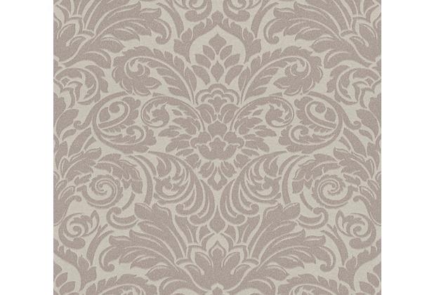 Architects Paper klassische Mustertapete mit Glasperlen Luxury wallpaper Vliestapete braun metallic 305452