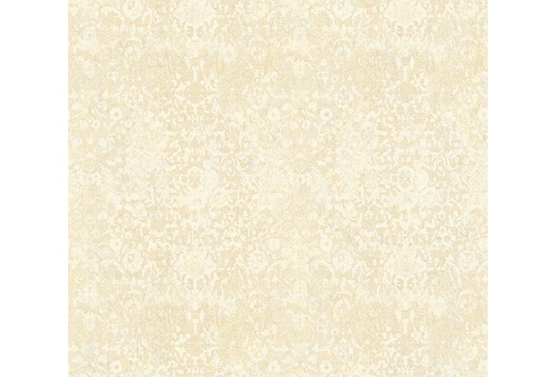 Architects Paper Mustertapete im Vintage Look Luxury Classics Vliestapete beige metallic 343752 10,05 m x 0,53 m