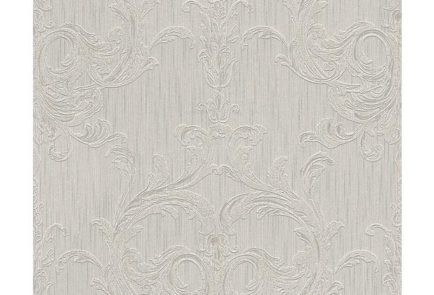 Architects Paper Mustertapete Tessuto 2, Textiltapete, beige 961967
