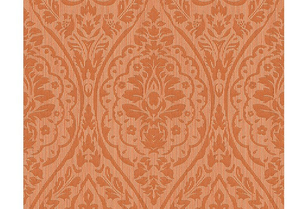 Architects Paper Mustertapete Tessuto 2, Textiltapete, orange 961952