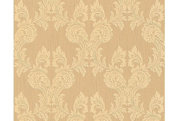Architects Paper Mustertapete Tessuto, Textiltapete, beige 956303 10,05 m x 0,53 m