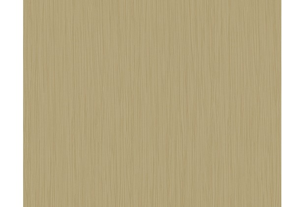 Architects Paper Streifentapete Nobile, Tapete, gelb, metallic 958626 10,05 m x 0,70 m