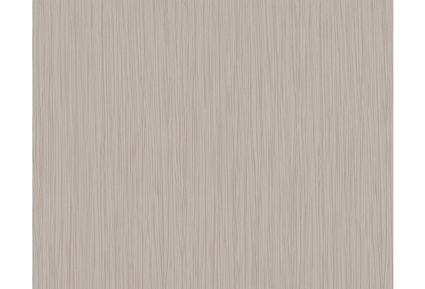 Architects Paper Streifentapete Nobile, Tapete, metallic, lila 958623 10,05 m x 0,70 m