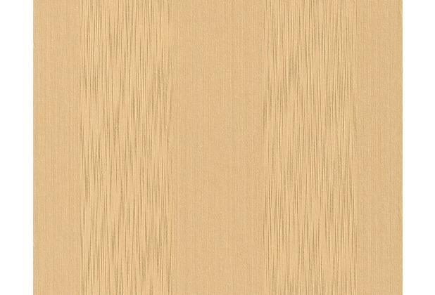 Architects Paper Streifentapete Tessuto, Textiltapete, beige 956603 10,05 m x 0,53 m